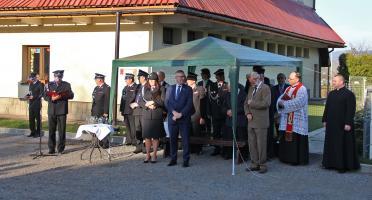 90 lat Straży Pożarnej w Jaworzynce Centrum